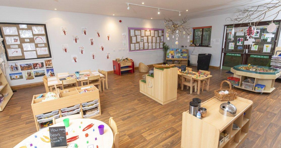 Bramleys Day Nursery Ardington gallery photo 10