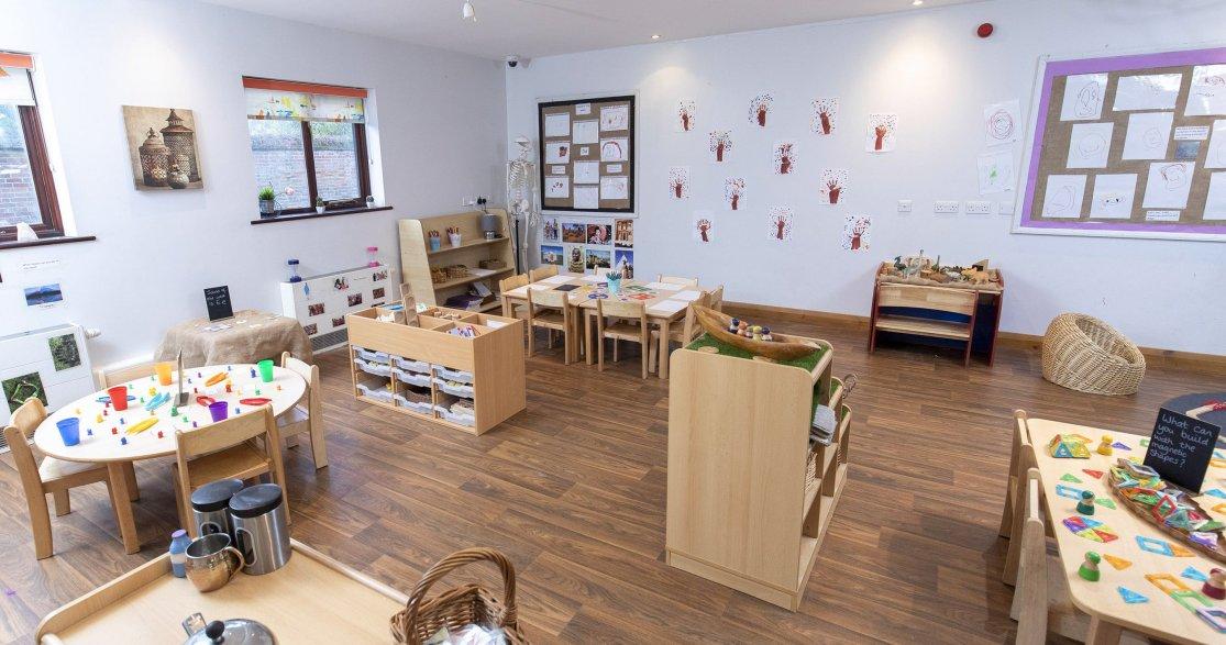 Bramleys Day Nursery Ardington gallery photo 11